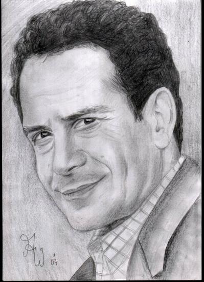 Tony Shalhoub by chanel